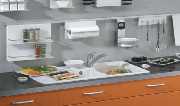 Accesorios para la cocina for Accesorios para cocinas pequenas