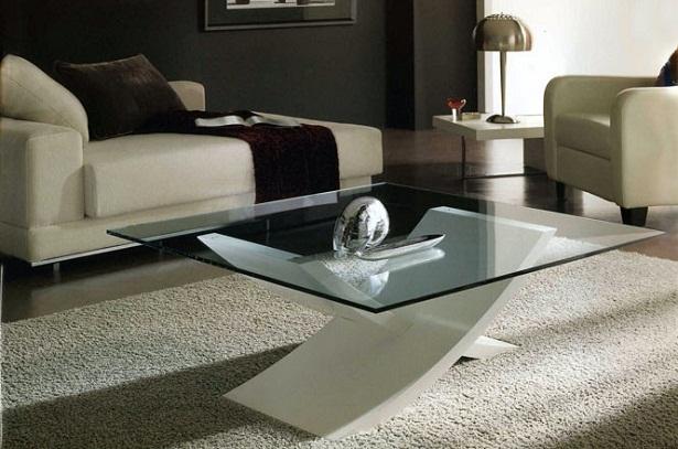 Elegir una mesa de centro - Mesas para el salon ...