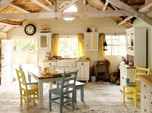 Muebles para cocinas antiguas - Decorar casa de pueblo ...
