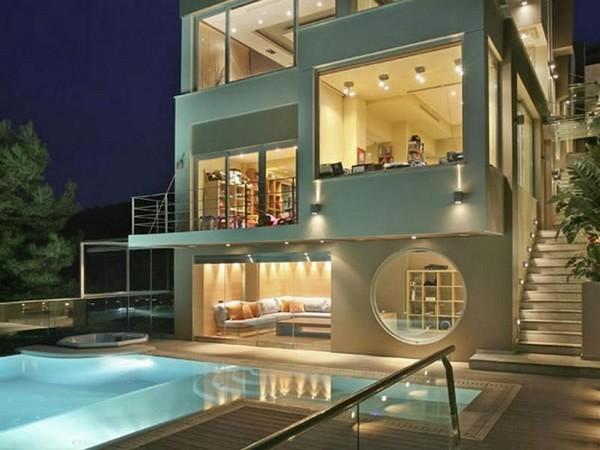Sun House.  Casa-griega-17