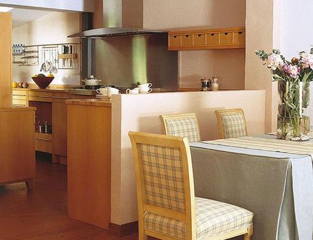 Decorablog revista de decoraci n for Cocina de comedor