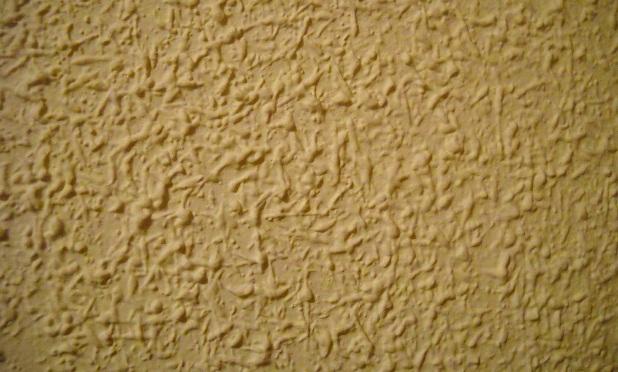 Amantes de mirar fijamente como se seca la pintura - Como quitar el gotele de la pared ...