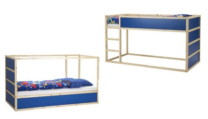 Dormitorios infantiles baratos for Precios de dormitorios infantiles