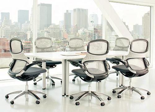 Knoll generation chair 2 for Muebles de oficina knol