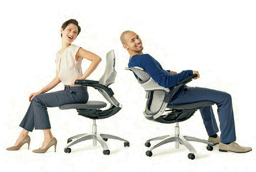Knoll generation chair 8 for Muebles de oficina knol