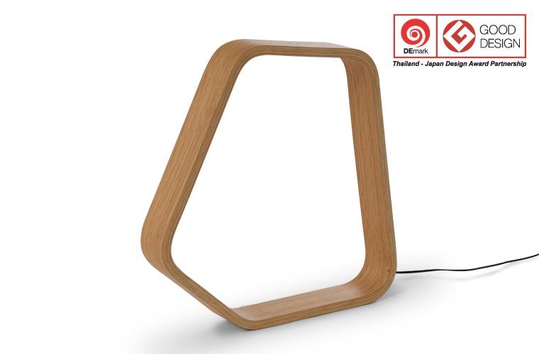 Lamparas de madera reciclada imagui - Lamparas con madera ...