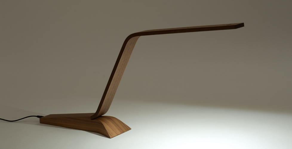 Lamparas led de madera reciclada8 - Lamparas con madera ...