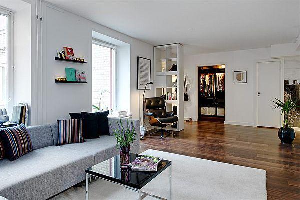 Apartamento de Marisol Ibarra Modern-unique-stylish-apartment3