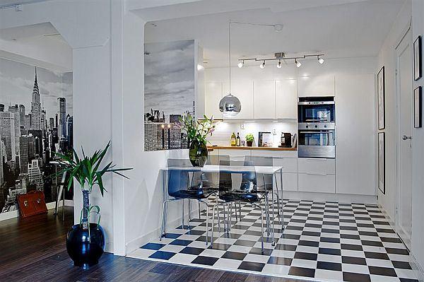 Apartamento de Marisol Ibarra Modern-unique-stylish-apartment4