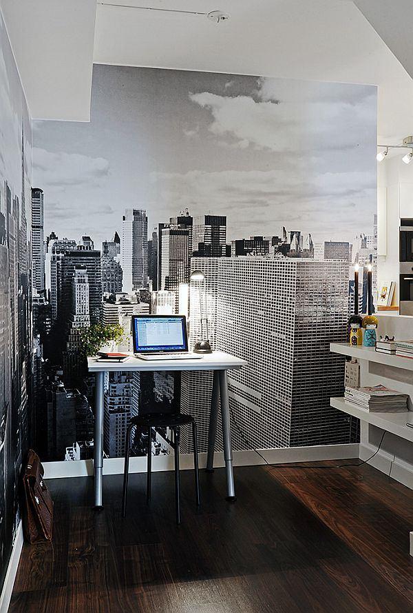 Apartamento de Marisol Ibarra Modern-unique-stylish-apartment5