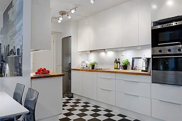 Apartamento de Marisol Ibarra Modern-unique-stylish-apartment7