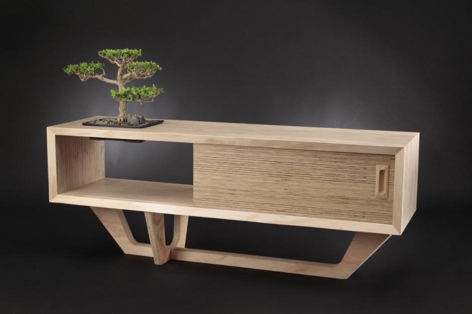 Muebles de madera por jory brigham6 for Decorar muebles de madera