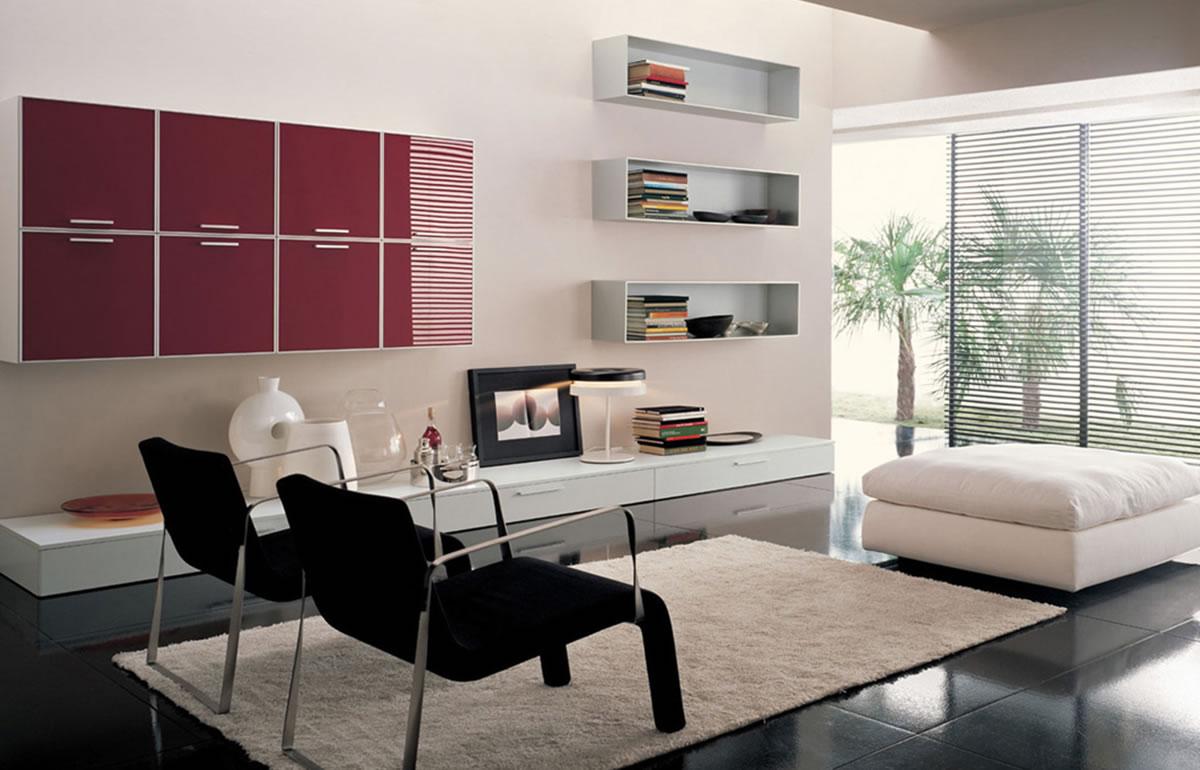 muebles salon modernos: