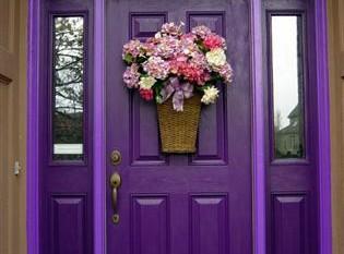 puertas violeta 1