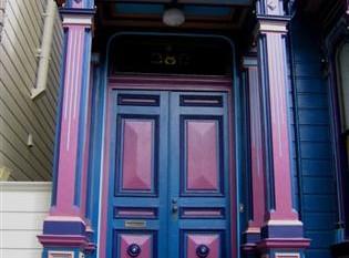 puertas violeta 4