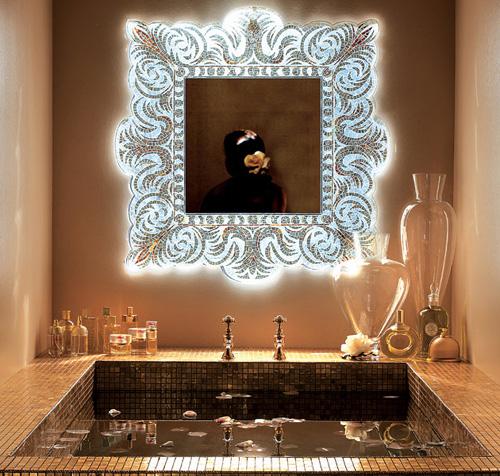 para la ocasin ha creado unos bonitos espejos de pared que se benefician del mejor diseo son perfectos para decorar un hall de entrada bao with decoracion