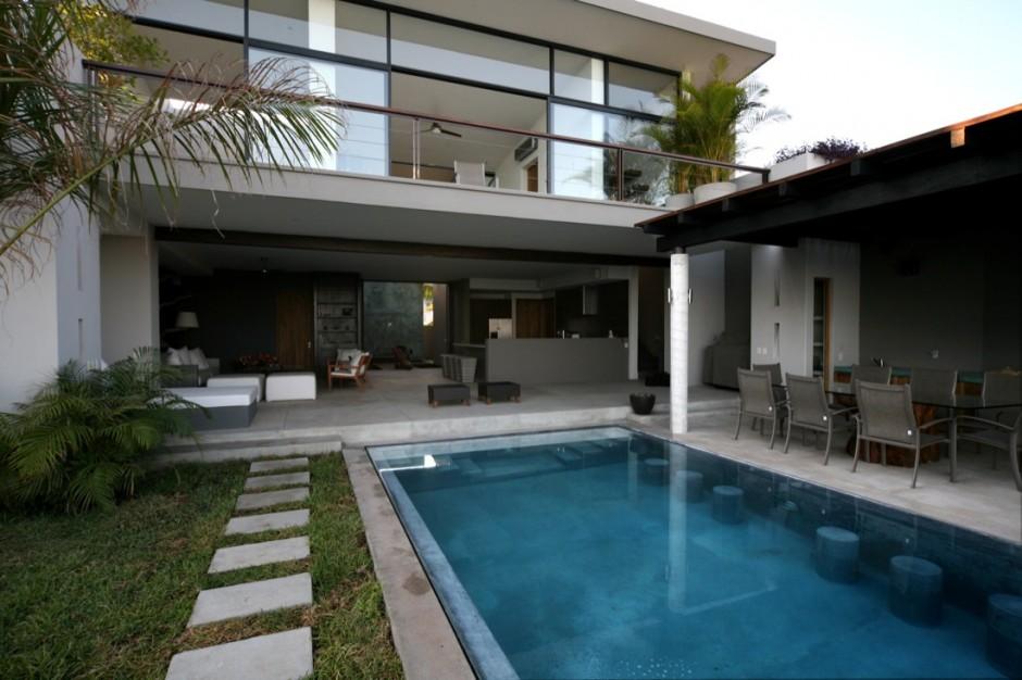 Casa Lujosa En Mxico
