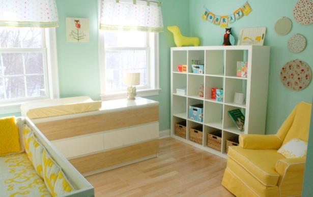 C mo pintar habitaciones infantiles - Pintura habitaciones infantiles ...