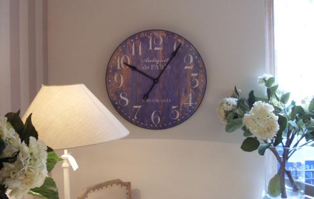 Decorablog revista de decoraci n - Decoracion relojes de pared ...