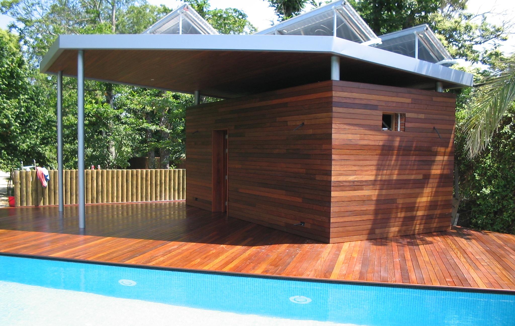 Suelos para exteriores de madera - Suelos de jardin exterior ...