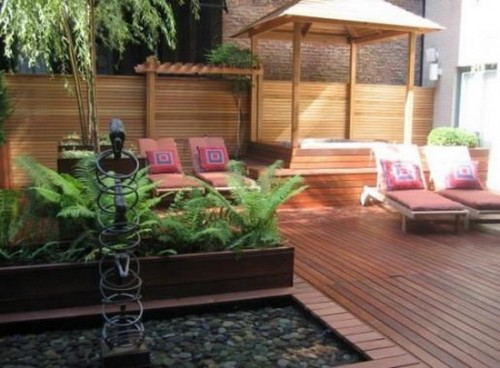 Suelos exteriores madera 24 decorablog revista de - Suelo de madera para exteriores ...