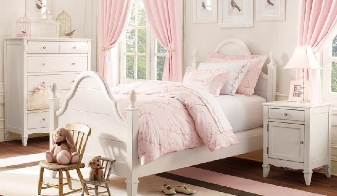 Decoraci n estilo rom ntico - Dormitorio estilo romantico ...