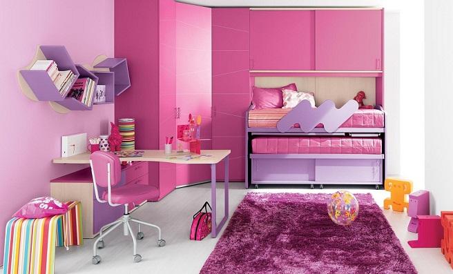 Dormitorios femeninos - Decoracion dormitorios juveniles femeninos ...