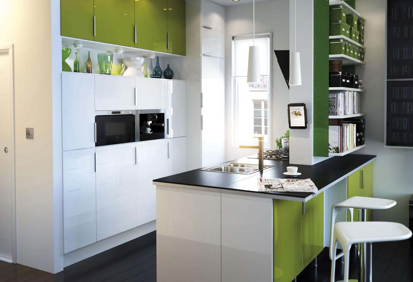 Cocinas Ikea 2013