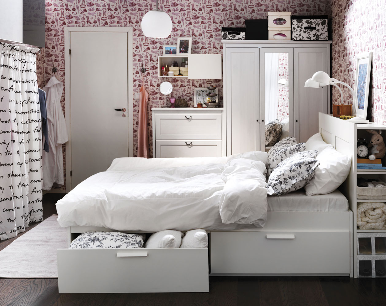 dormitorios ikea 2013. Black Bedroom Furniture Sets. Home Design Ideas
