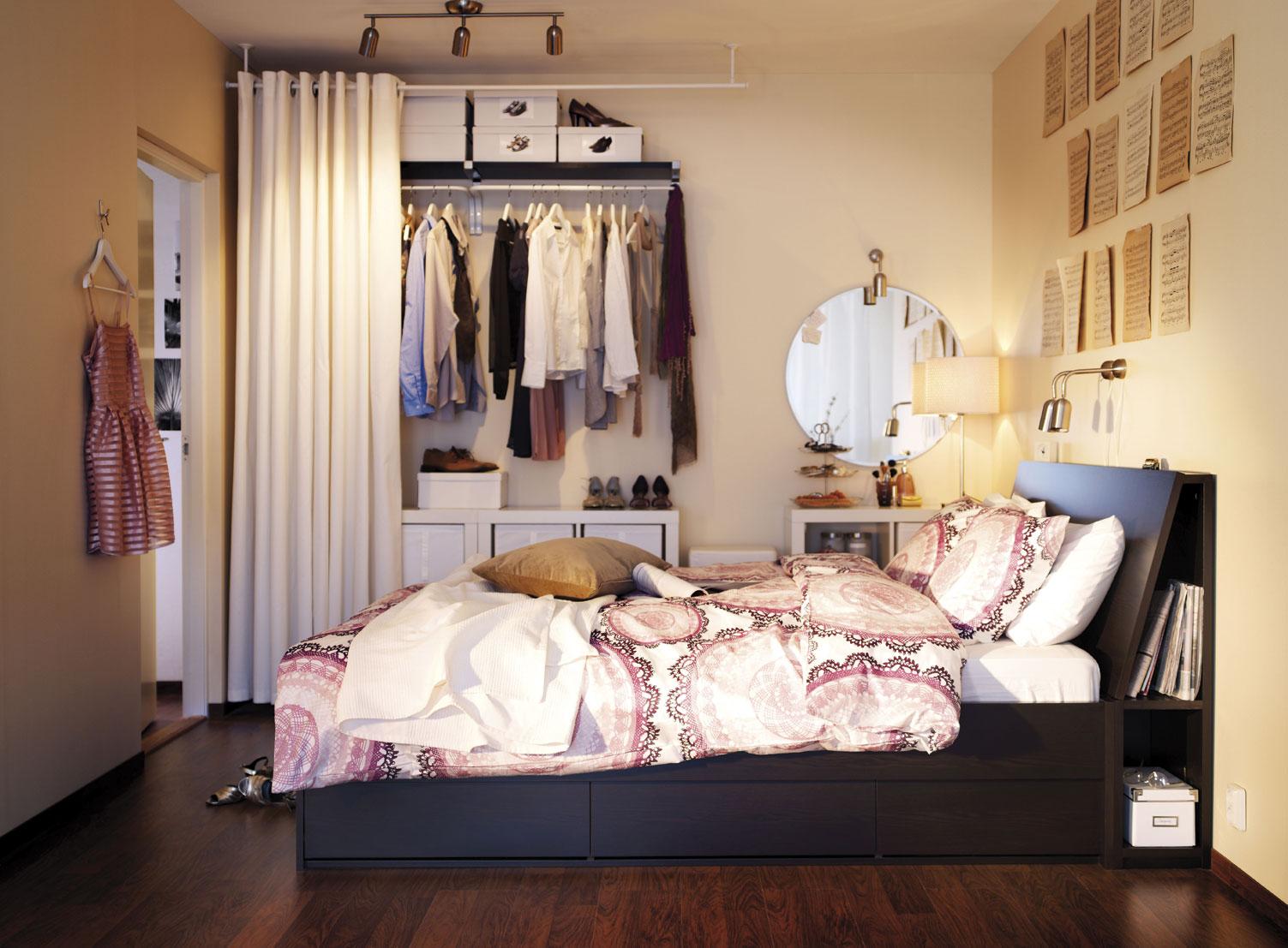 Decorablog revista de decoraci n - Como hacer un closet en una habitacion ...