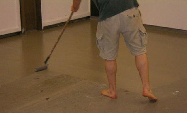 Consejos para pintar el suelo - Pintura de suelo ...