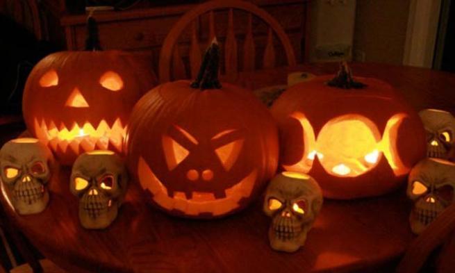 Decoraci n barata en halloween - Decoracion halloween barata ...