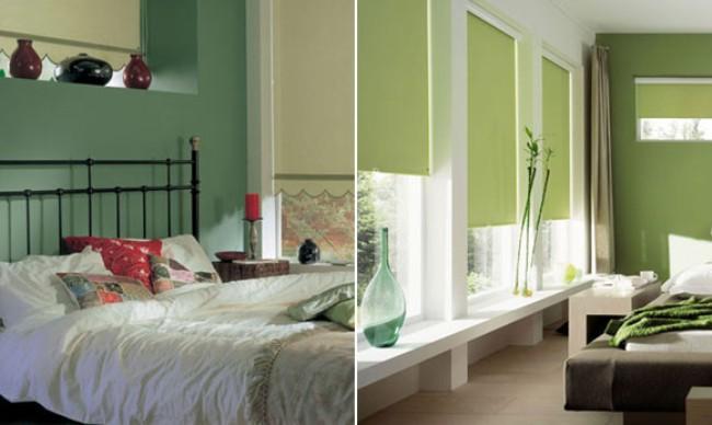 Cuartos con paredes verdes – dabcre.com