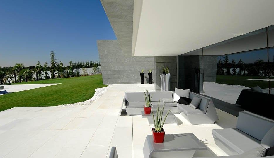 Casa familiar de A-cero en Madrid