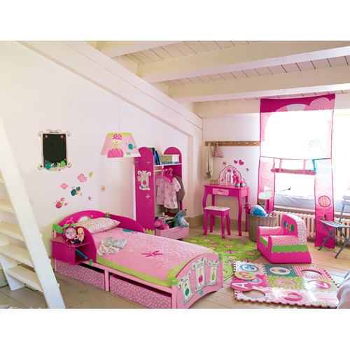 Dormitorios infantiles de nia cheap great good catlogo de for Muebles habitacion infantil nina