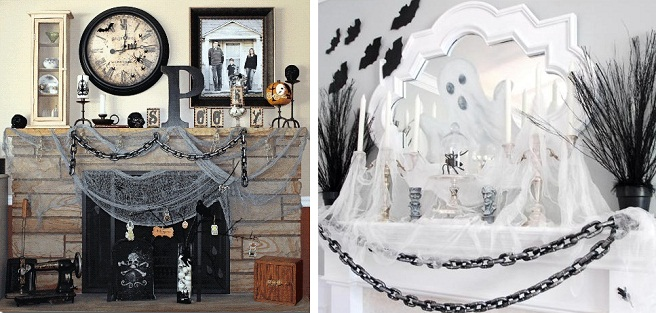 Ideas para la decoraci n de halloween for Articulos decoracion halloween