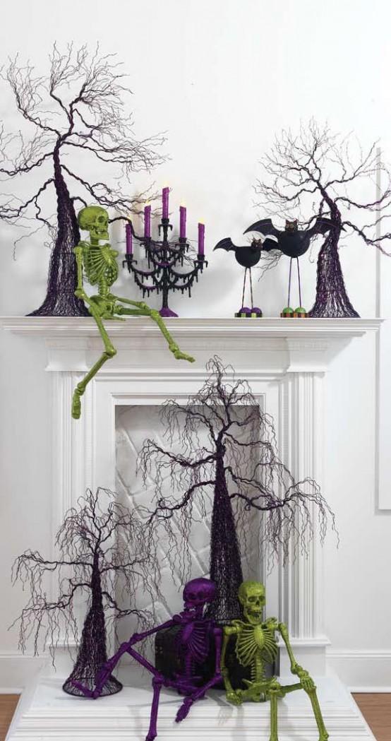 Ideas para la decoracion de halloween5 - Ideas para halloween decoracion ...