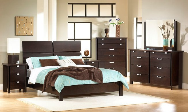 Camas de madera How to decorate your bedroom cheap