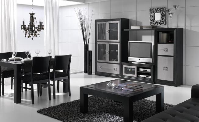 Comedores modernos - Salones sencillos ...