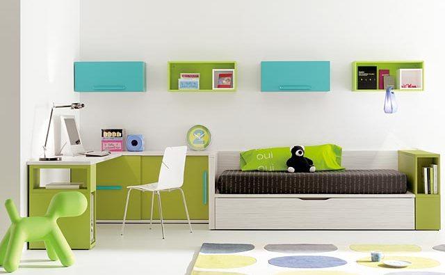 Consejos para la decoraci n de dormitorios juveniles - Decoracion de paredes dormitorios juveniles ...