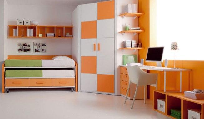 Consejos para la decoraci n de dormitorios juveniles for Como decorar una habitacion de estudio