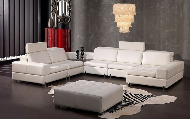 Decoraci n con sof s modulares for Sofas modulares baratos