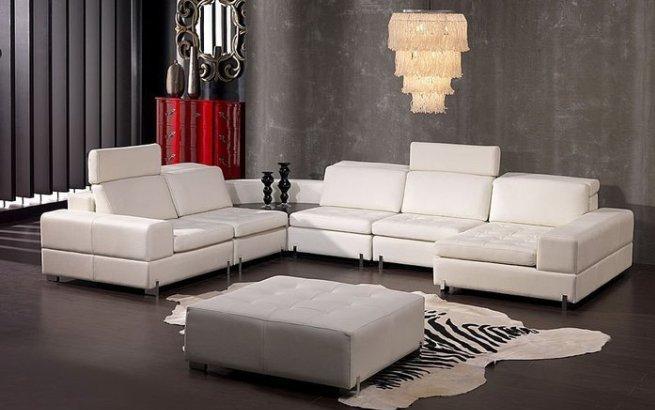 Decoraci n con sof s modulares for Sofas modulares baratos