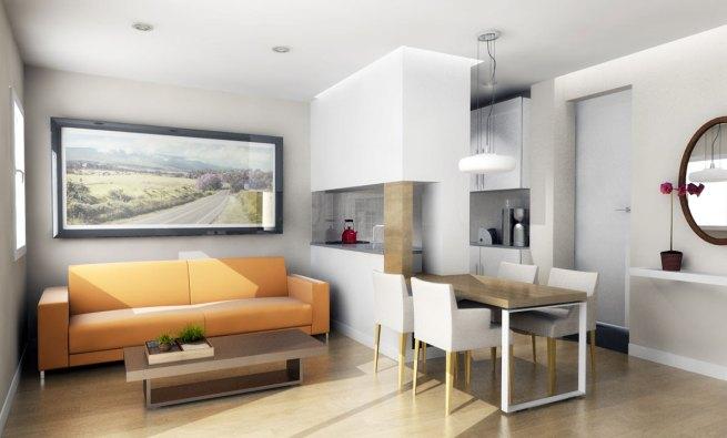 Ideas para decorar estancias peque as for Remodelar casa pequena