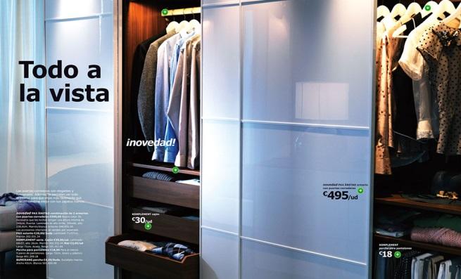 Adesivo Mesversario Para Body ~ Armarios Ikea 2012