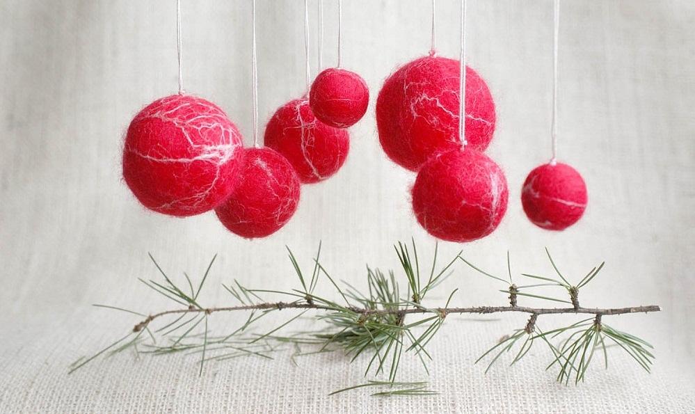 bolas de navidad para decorar