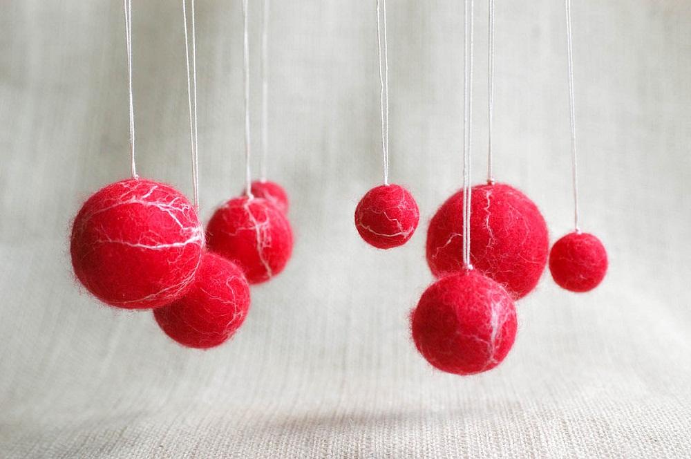 Bolas de navidad para decorar - Bolas para decorar ...