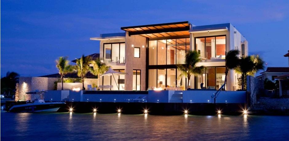 Stunning California Beach House Inspired By The Horizon: Revista De Decoración