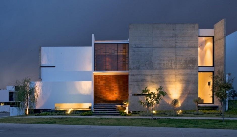Casa de lujo en guadalajara m xico - Casas modulares de lujo ...