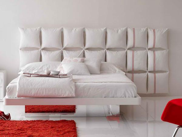 Respaldo cama cojines 1 - Cojines para cabeceros de cama ...